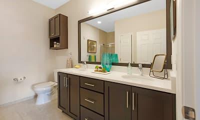 Bathroom, Woodmont Mews, 2