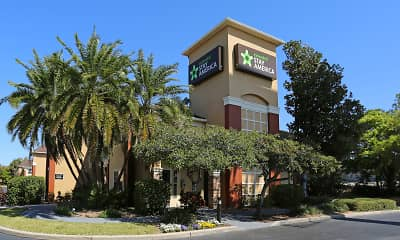 Building, Furnished Studio - Tampa - North Airport, 1