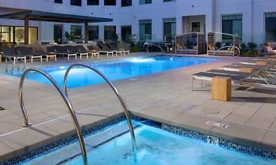 Pool, Avalon Monrovia, 0