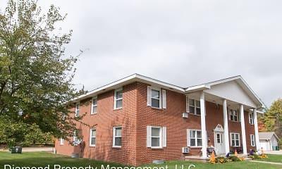 Building, Allyson Court Apartments, 1