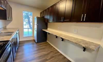 Kitchen, Hillcrest 90 Apartments, 1