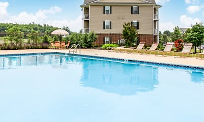 Pool, Deerfield Commons, 2