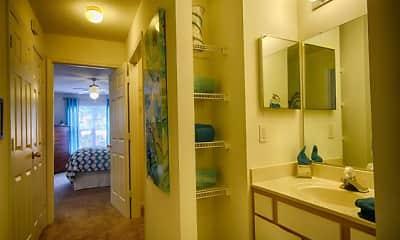 Bathroom, The Park at Aventino, 2