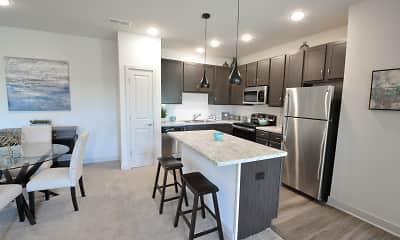 Kitchen, River Ridge, 1