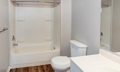 Bathroom, Glen at Cypress Creek, 2