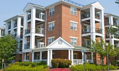 Building, Kentlands Manor Senior Apartments, 0