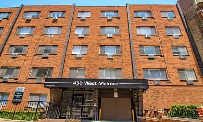 Building, 450 W. Melrose, 2