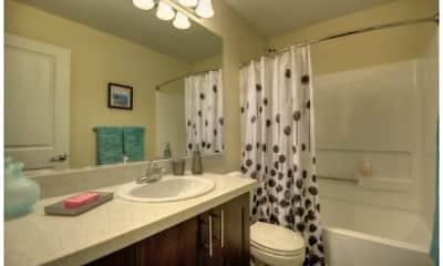 Bathroom, Folsom Ranch, 2