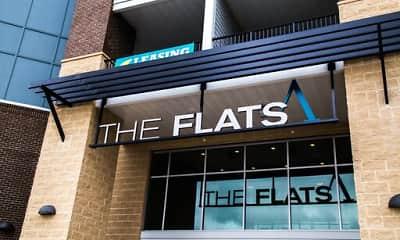 Community Signage, The Flats at Austin Landing, 2