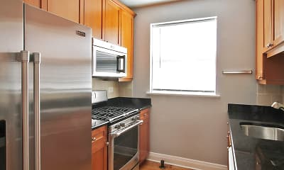 Kitchen, 922 Ontario Apartments, 0