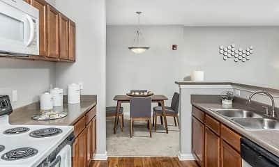 Kitchen, Legacy North Pointe, 1