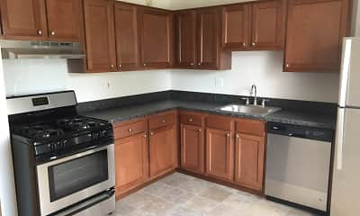 Kitchen, Meadowood Townhomes, 0