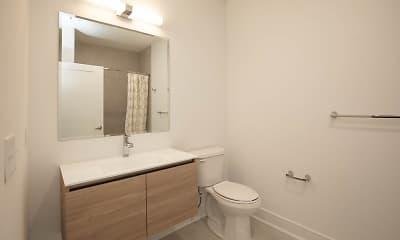 Bathroom, The Dayton Luxury Apartments, 2