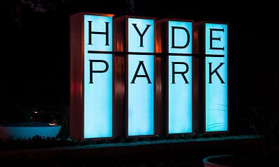 Hyde Park at Montfort, 1