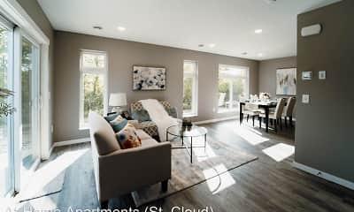 Living Room, Arbor Trails, 1