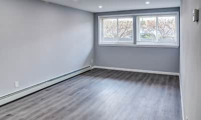 Living Room, Haledon Estates, 1