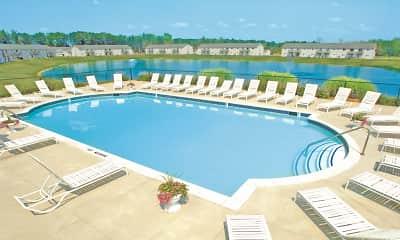 Pool, Crystal Lake, 1