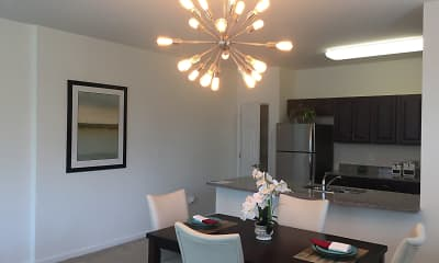RiverWatch Apartments, 1