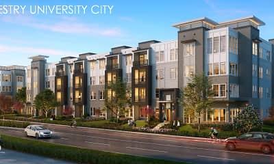 Building, Tapestry University City, 0
