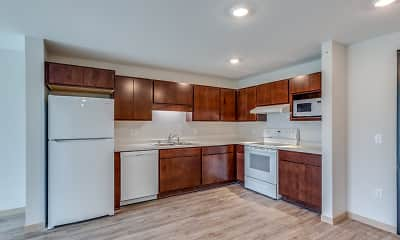 Kitchen, Blooming Meadows North, 0