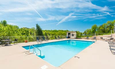 Pool, River Hill Townhomes, 1