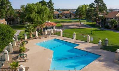 Pool, Raintree Village, 0