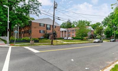 Building, Hamilton Apartments, 1