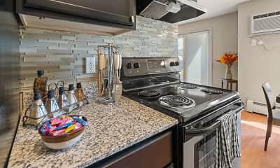 Kitchen, Golden Valley Greenway, 0