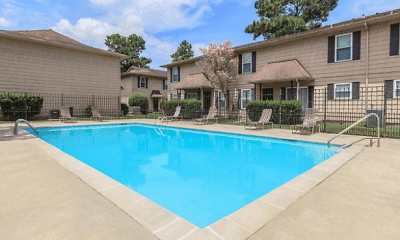 Pool, Cedarwood Apartments, 0