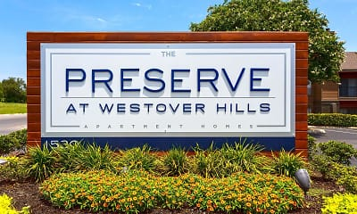 Community Signage, Preserve at Westover Hills Apartments, 0
