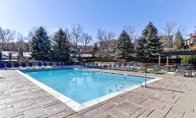 Pool, The Legacy at Highlands Ranch Apartments, 0