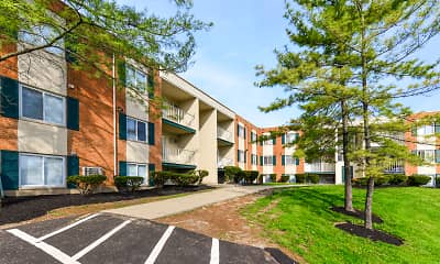 Building, Winton Woods Apartments, 1