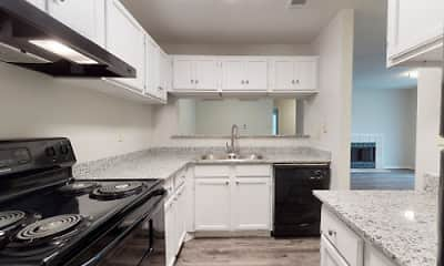 Kitchen, Hickory Grove, 0