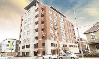 Building, 707 Apartments, 0