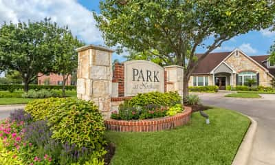 Community Signage, Park at Northgate Apartments, 1