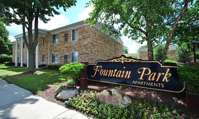 Fountain Park North, 1