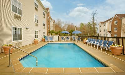 Pool, Furnished Studio - Jackson - East Beasley Road, 2