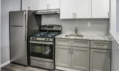 Kitchen, Haledon Estates, 0