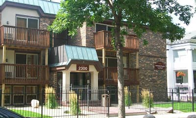 Building, Uptown Plaza Apartments, 0