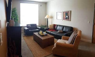 Living Room, Theas Landing, 2