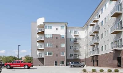 Building, Nichol Flats, 2