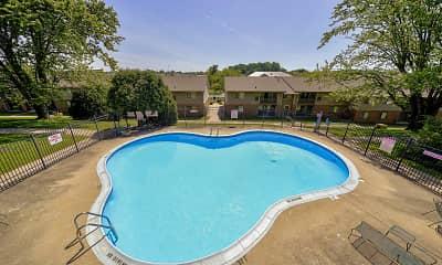Pool, Hunter Ridge, 0