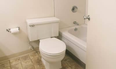 Bathroom, Magnolia Place, 2