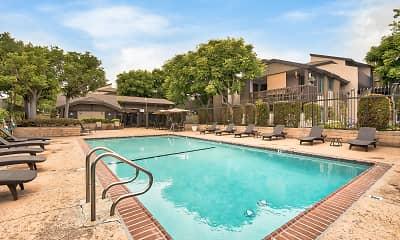 Pool, Beachpointe Apartments, 0