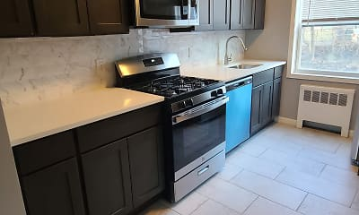 Kitchen, Patricia Apartments, 1