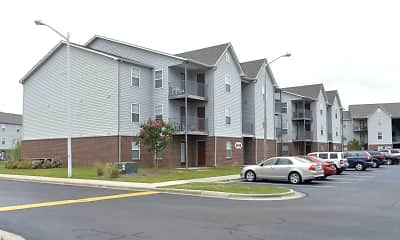 Building, Brookstone Apartments, 2
