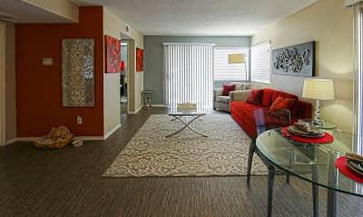 Living Room, Del Flora, 1