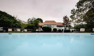 Pool, Terrace Oaks, 1