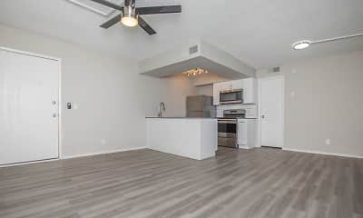 Living Room, The Tides at South Tempe, 1