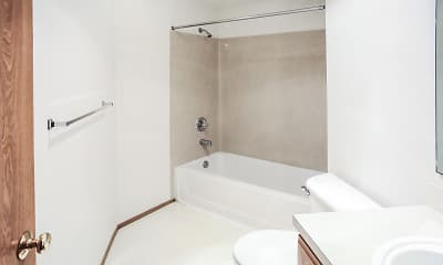 Bathroom, Autumnwood South, 2